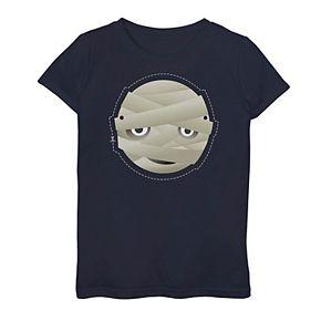 Girls 7-16 Universal Monsters Mummy Mask Graphic Tee
