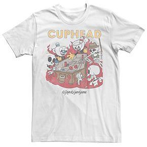 Men's Cuphead Casino Graphic Tee