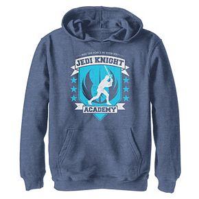 Boys 8-20 Star Wars Jedi Knight Academy Logo Graphic Hoodie