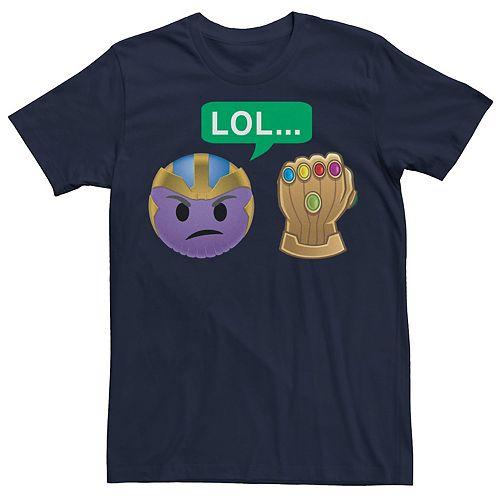 Men's Marvel Thanos Infinity Gauntlet Tee