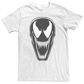 Men's Marvel Venom Iconic Openmouth Face Tee