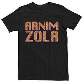 Men's Marvel Arnim Zola Retro Tech Logo Tee