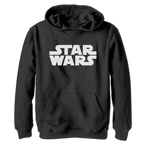 Boys 8-20 Star Wars Logo Graphic Hoodie