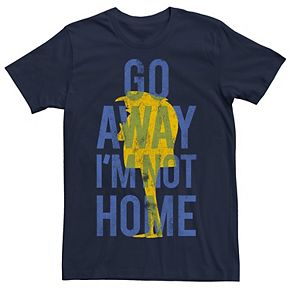 Men's Despicable Me Minions Gru I'm Not Home Tee