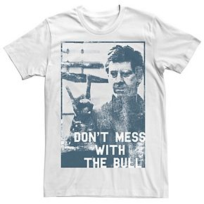 Men's Breakfast Club Don't Mess With The Bull Graphic Tee