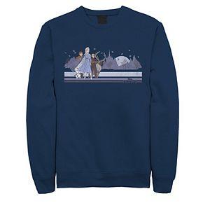 Men's Disney Frozen Group Sweatshirt