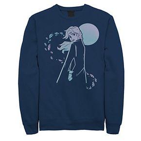 Men's Disney Frozen Elsa Sweatshirt