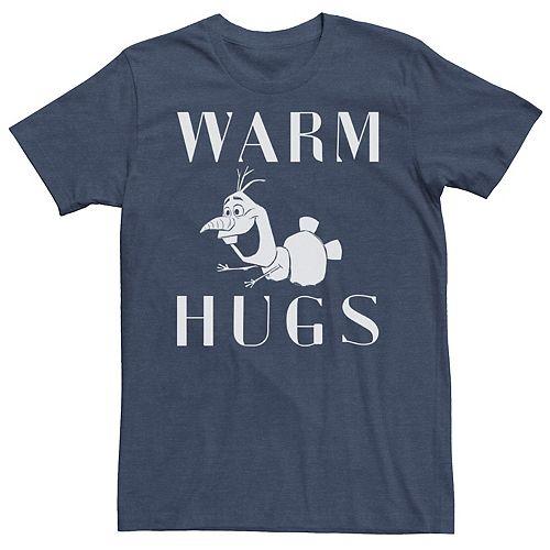 Men's Disney Frozen Olaf Warm Hugs Tee