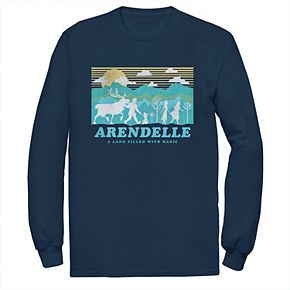 Men's Disney Frozen Arendelle Tee