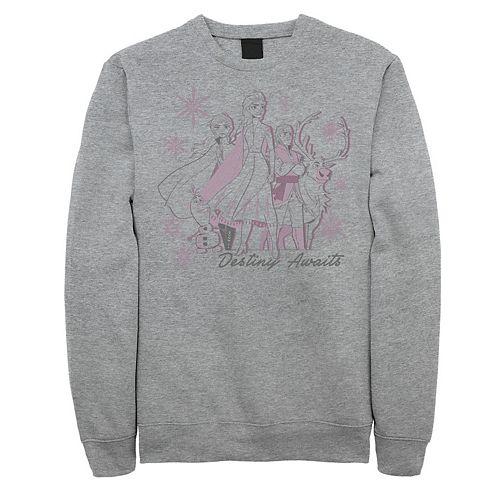 Men's Disney Frozen Characters Sweatshirt