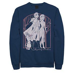Men's Disney Frozen II Sisters Sweatshirt