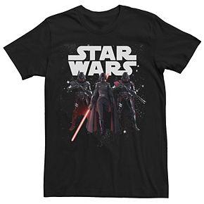 Men's Star Wars Jedi Fallen Order Kylo Ren Tee
