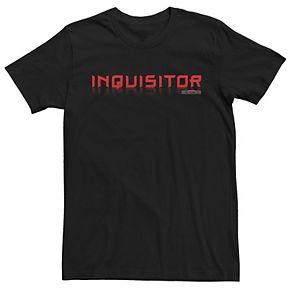 Men's Star Wars Inquisitor Logo Tee