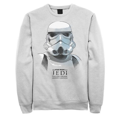Men's Star Wars Jedi Fall Order Storm Trooper Sweatshirt