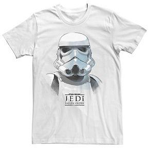 Men's Star Wars Jedi Fallen Order Stormtrooper Tee