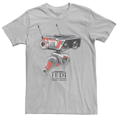 Men's Star Wars Jedi Fallen Order BD-1 Tee