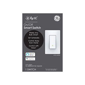 C by GE Wi-Fi Smart Switch Paddle