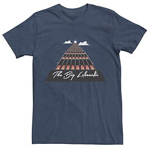 Men's Big Lebowski Bowling Shoes In the Sky Tee