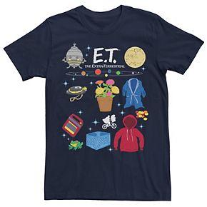 Men's E.T. Symbolic Movie Tee