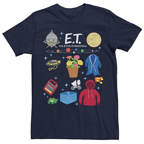 Men's E.T. Symbolic Movie Tee