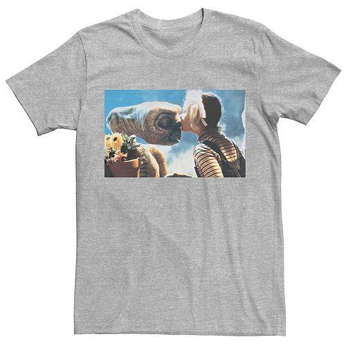 Men's E.T. Gertie Kissing E.T. Tee