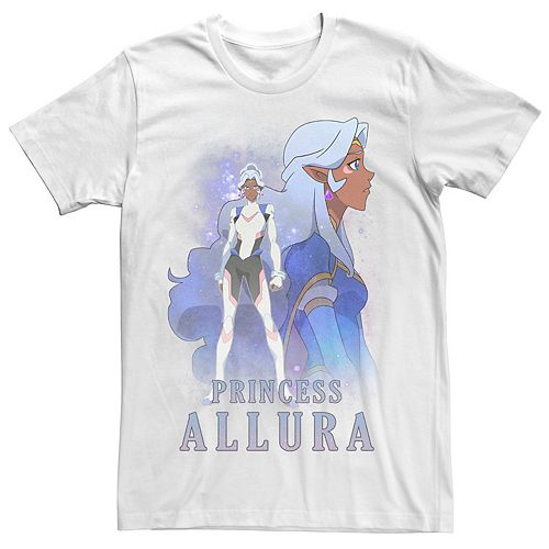 Men's Voltron: Legendary Defender Princess Allura Tee