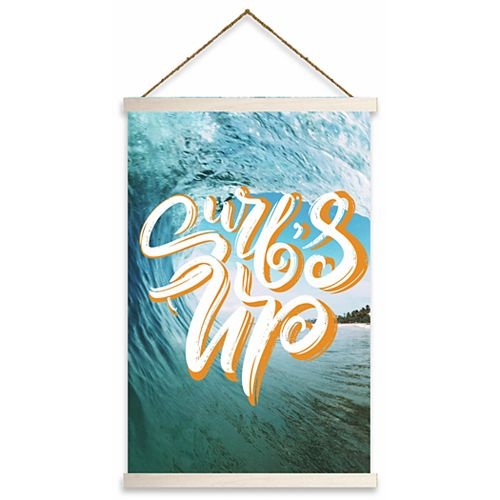 "RoomMates ""Surf's Up Wall Hanging"""