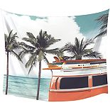 RoomMates Surf Van Small Tapestry