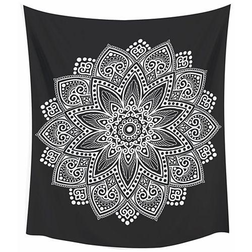 RoomMates Mandala Small Tapestry