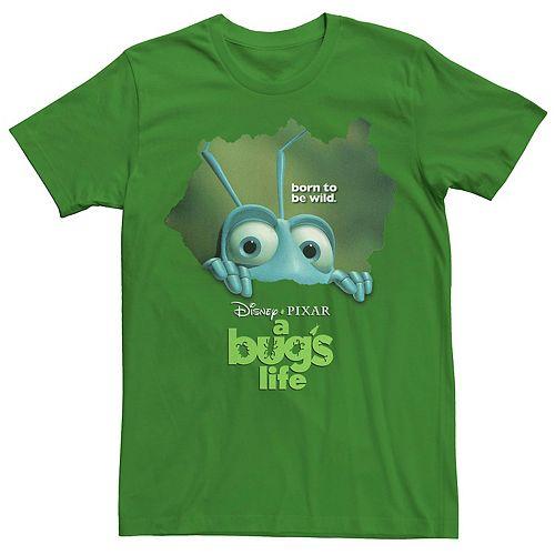 Men's Disney / Pixar A Bug's Life Flik Movie Poster Tee