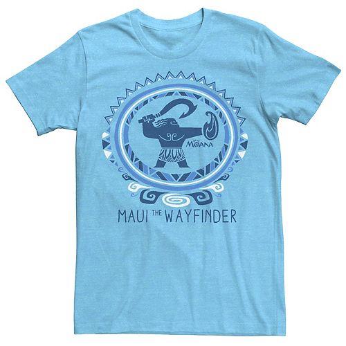 Men's Disney Moana Maui The Wayfinder Tee
