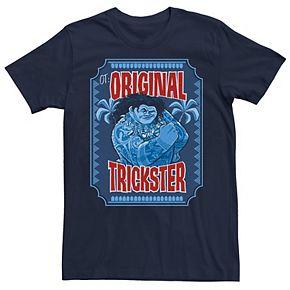 Disney's Moana Men's Original Trickster Graphic Tee