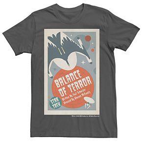 Men's Star Trek Original Series Balance of Terror Tee