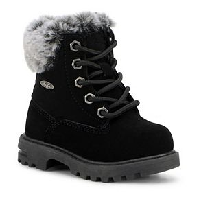 Lugz Empire Hi Faux Fur Toddler Water Resistant Boots