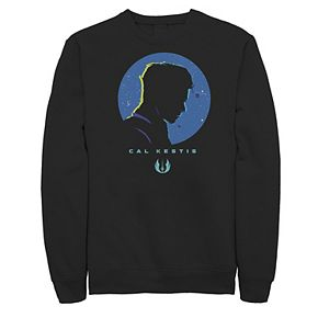 Men's Star Wars Jedi Fallen Order Cal Kestis Profile Sweatshirt