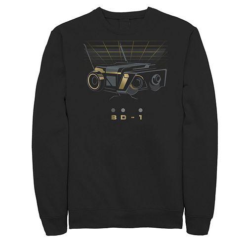 Men's Star Wars Jedi Fallen Order BD-1 Droid Sweatshirt