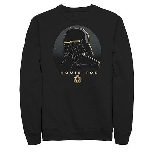 Men's Star Wars Jedi Fallen Order Empire's Inquisitor Sweatshirt