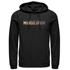 Men's The Mandalorian Logo Pullover Hoodie