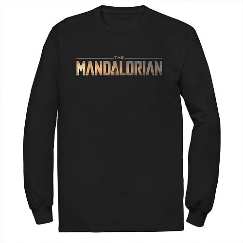 Men's The Mandalorian Logo Tee