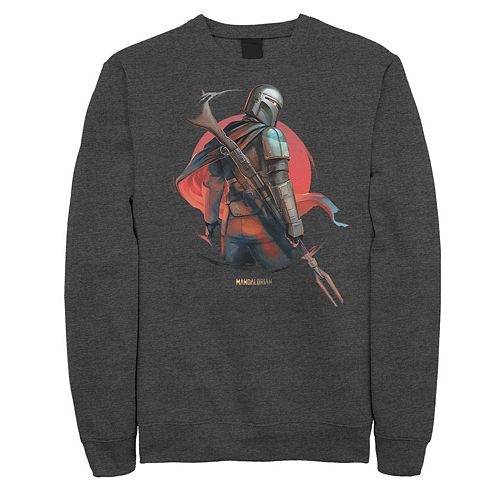 Men's The Mandalorian Dusty Sunset Sweatshirt