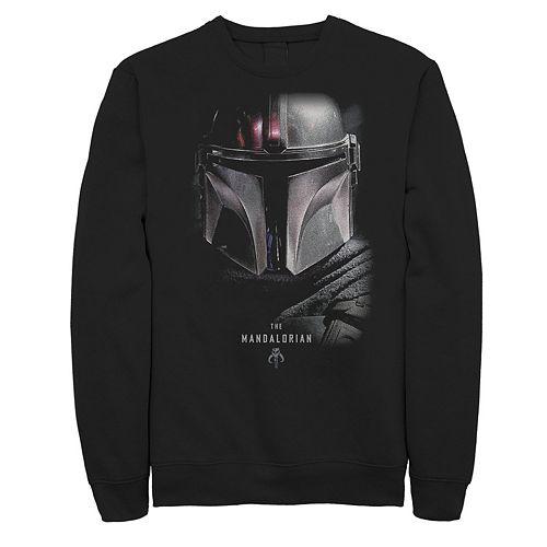 Men's The Mandalorian Bounty Hunter Shadow Sweatshirt