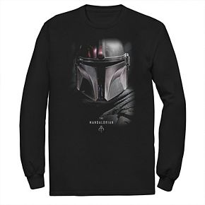 Men's The Mandalorian Bounty Hunter Shadow Tee