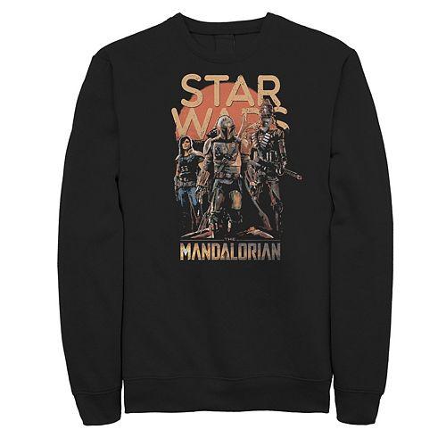 Men's The Mandalorian Grunge Sweatshirt