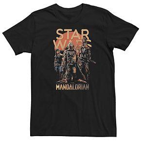 Men's The Mandalorian Grunge Tee