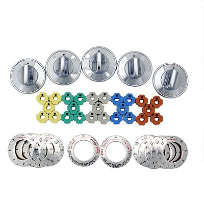 Range Kleen 40-pc. Electric Knob Set
