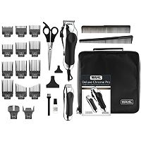 Deals on Wahl Deluxe Chrome Pro Complete Hair Cutting & Touch Up Kit