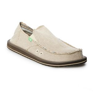 Sanuk Hemp Men's Loafers