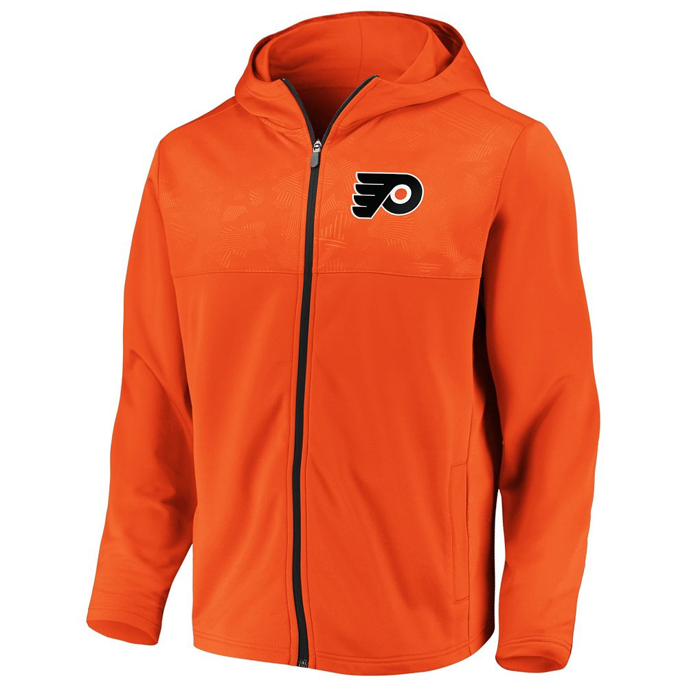 Men's Philadelphia Flyers Defender Mission Hooded Jacket