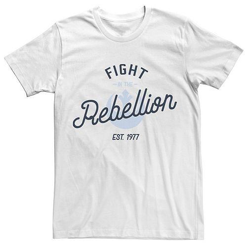 Men's Star Wars Rebel Alliance Graphic Tee