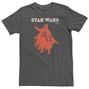 Men's Darth Vader Graphic Tee
